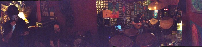Panoramic Set Up